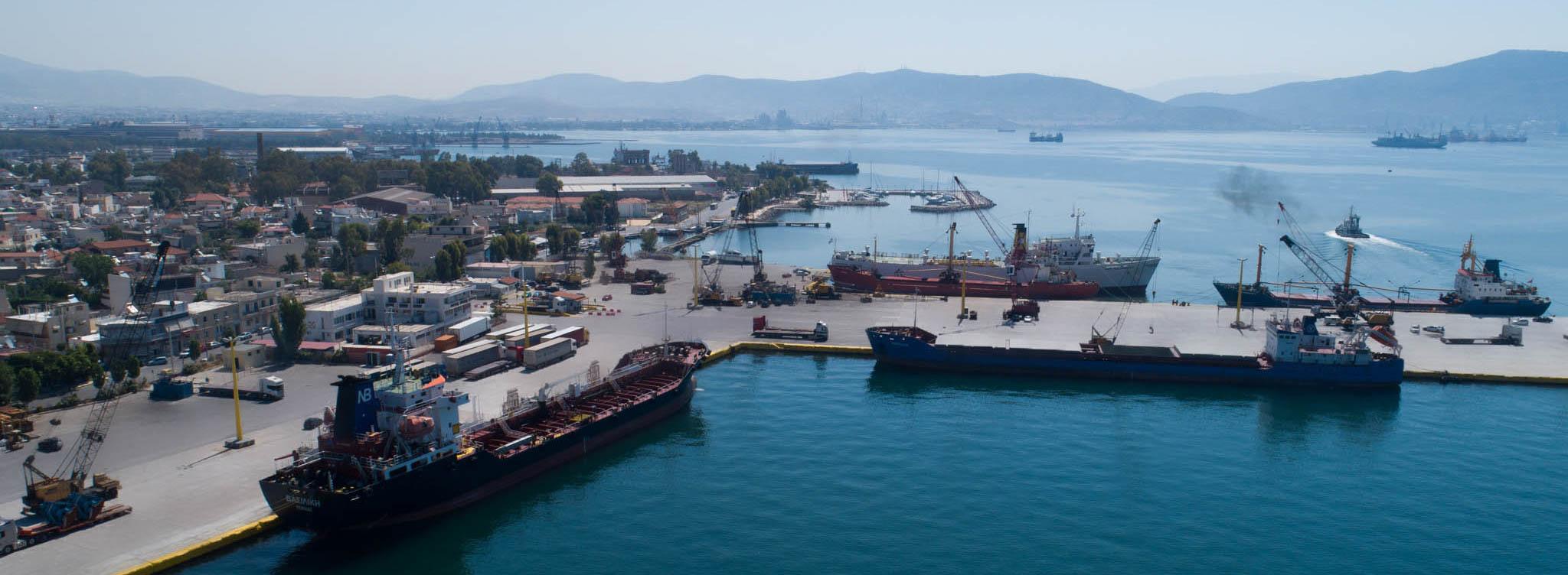 You are currently viewing Σε ετοιμότητα ο Λιμένας Ελευσίνας για τις ανάγκες του έργου στο Ελληνικό