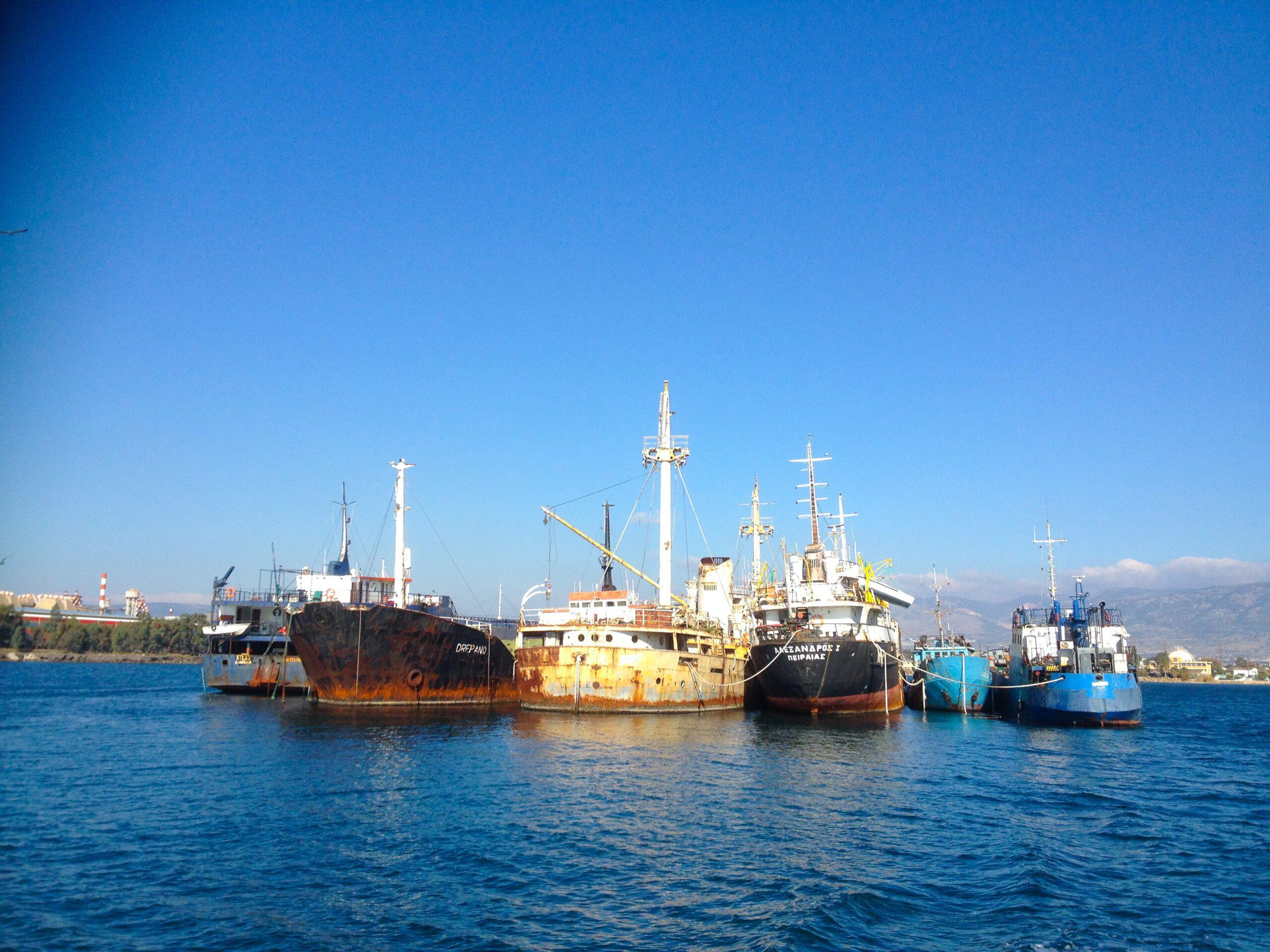 Συγκρότηση Επιτροπής Τεχνικών Συμβούλων του ΟΛΕ ΑΕ για την ανέλκυση επικίνδυνων πλοίων και ναυαγίων