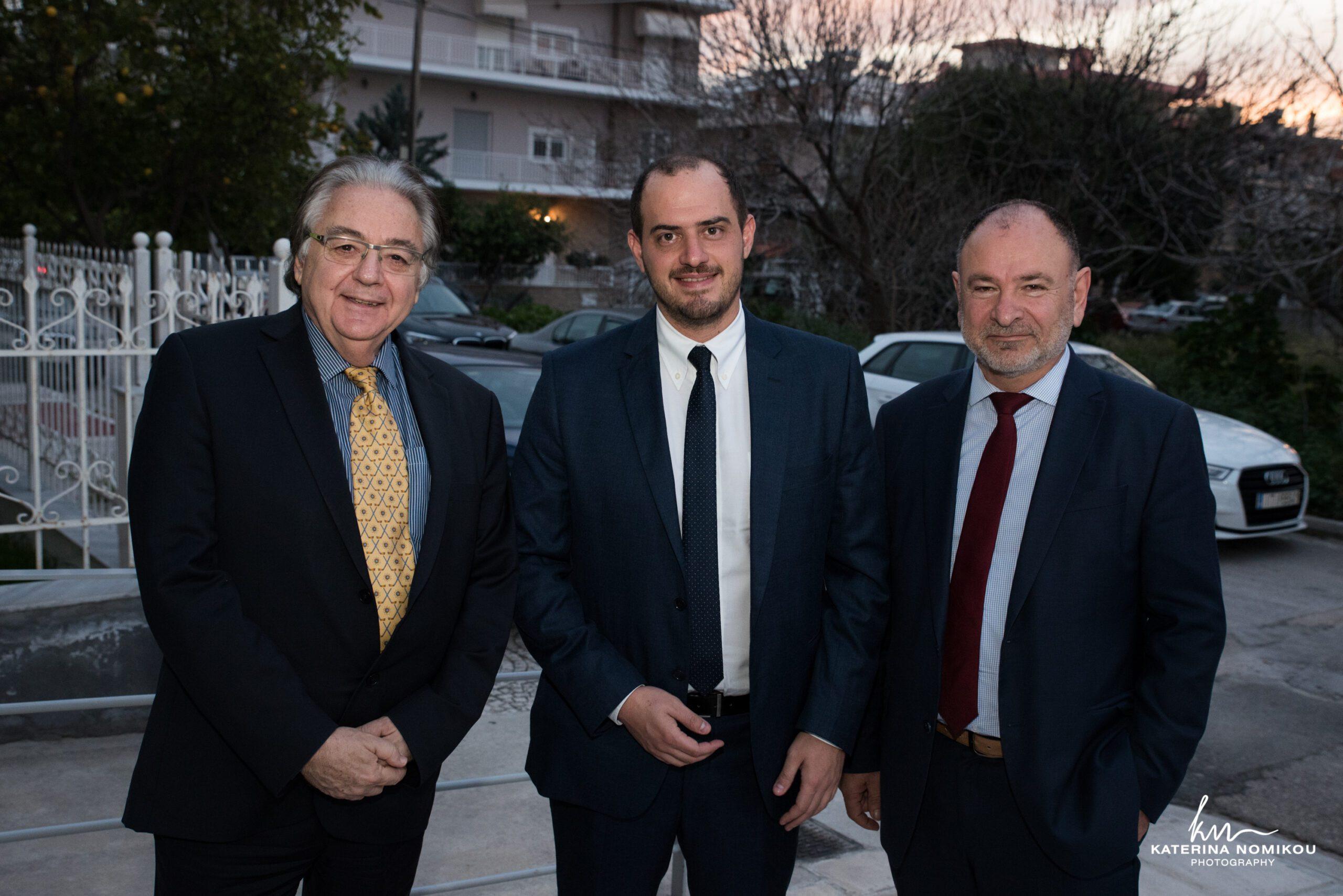 Χαιρετισμός του Διευθύνοντος Συμβούλου στην ειδική εκδήλωση βράβευσης επιχειρηματιών του Συνδέσμου Επιχειρήσεων Δυτικής Αττικής