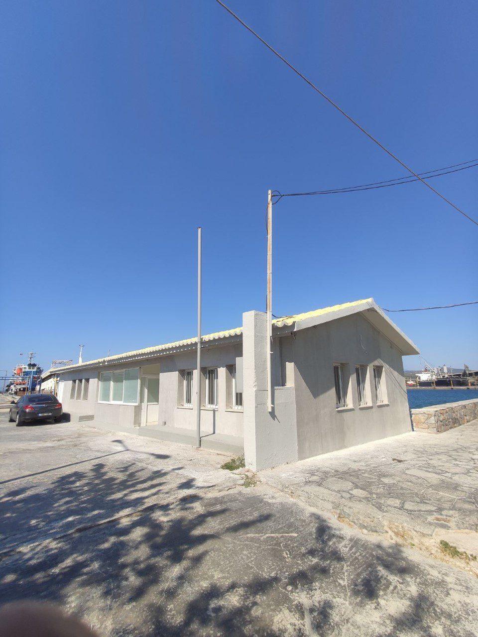 You are currently viewing Ολοκληρώθηκαν οι τεχνικές εργασίες για την αποκατάσταση δύο κτηρίων Ο.Λ.Ε. ΑΕ στην παραλία Ελευσίνας