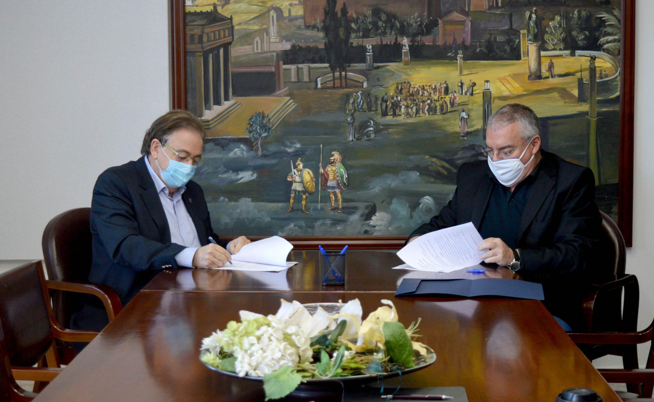 You are currently viewing Μνημόνιο Συνεργασίας μεταξύ του Οργανισμού Λιμένος Ελευσίνας AE και του Πανεπιστημίου Δυτικής Αττικής