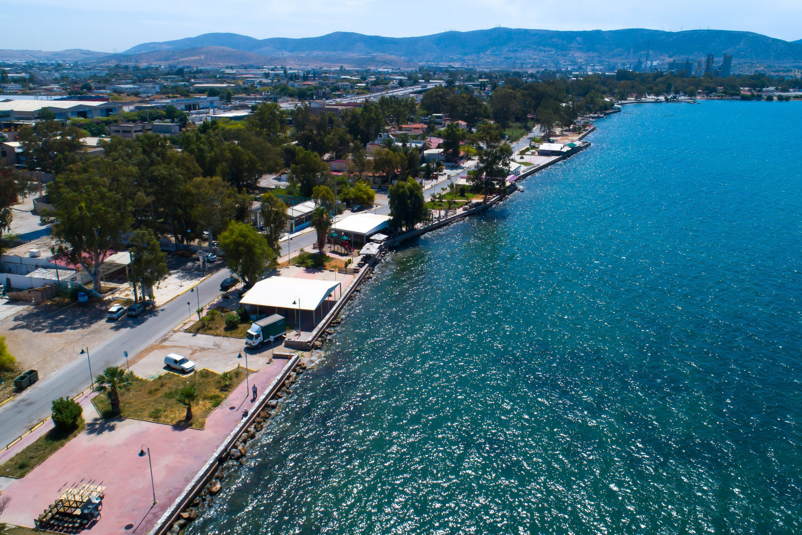 Ολοκληρώθηκε ο επανακαθορισμός της ΧZΛ Ελευσίνας με τη δημοσίευση σε ΦΕΚ- Μεγάλες εκτάσεις αποδίδονται στην τοπική κοινωνία για κοινόχρηστο και κοινωφελή σκοπό