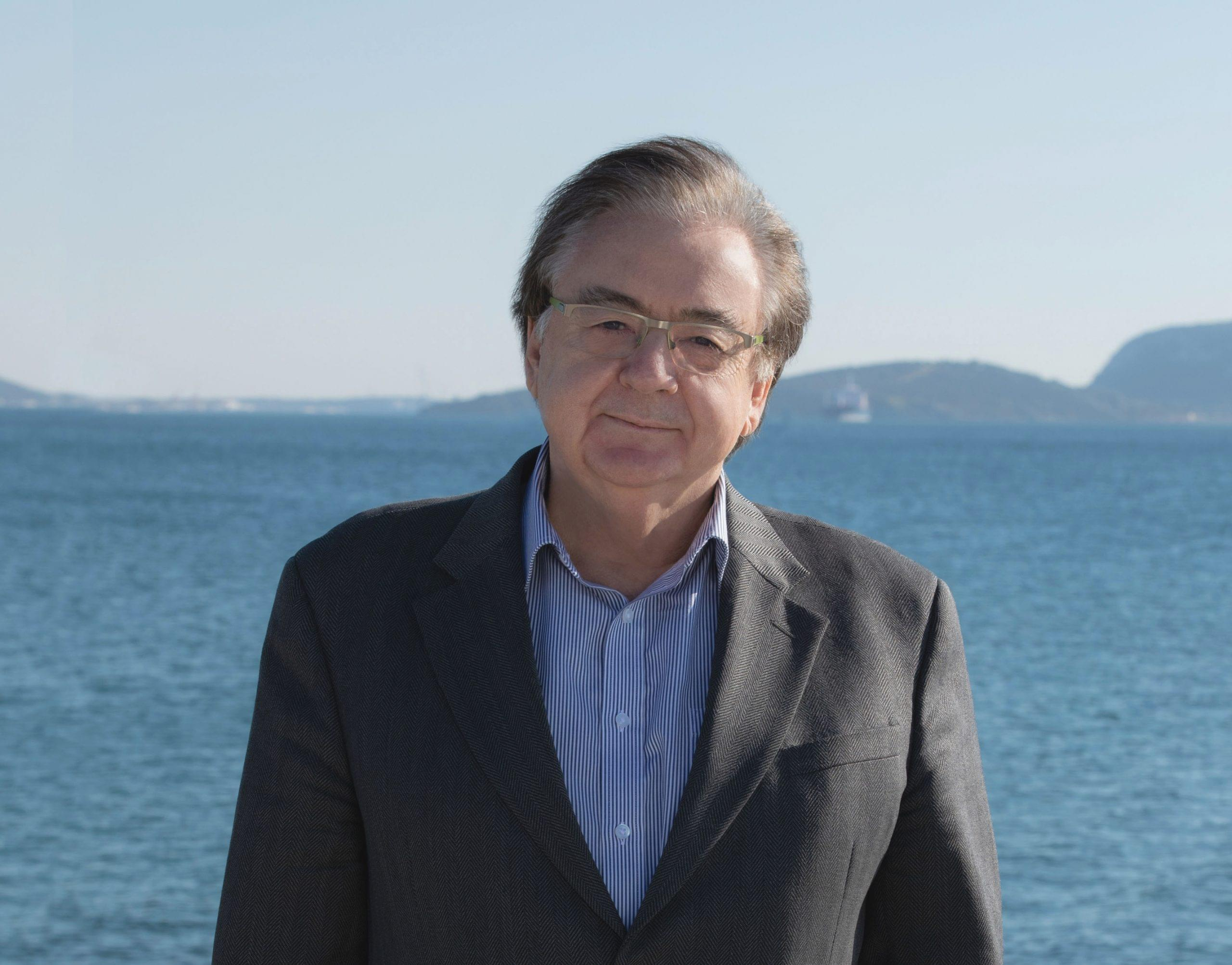 You are currently viewing Απόστολος Καμαρινάκης: Ο Λιμένας Ελευσίνας, σημείο αναφοράς για εμπορευματικές ροές και Θριάσιο